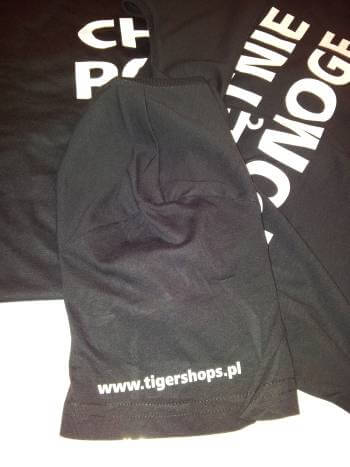 Koszulka firmowa, koszulka reklamowa.