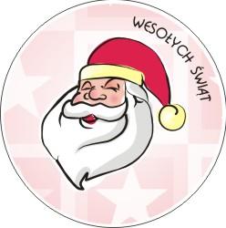 Naklejki świąteczne, Boże narodzienie. Zamów już dziś !