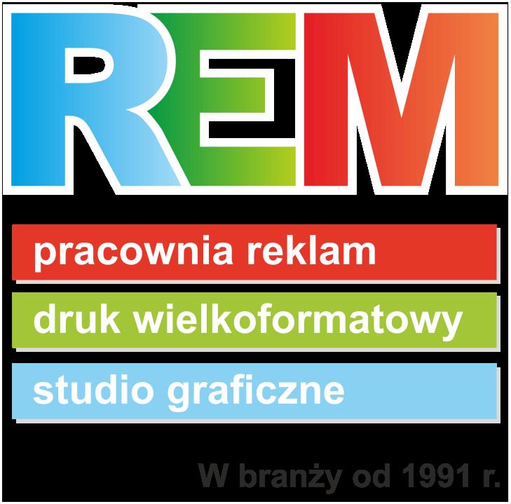 REM pracownia reklam, REM Rafał Krzemiński